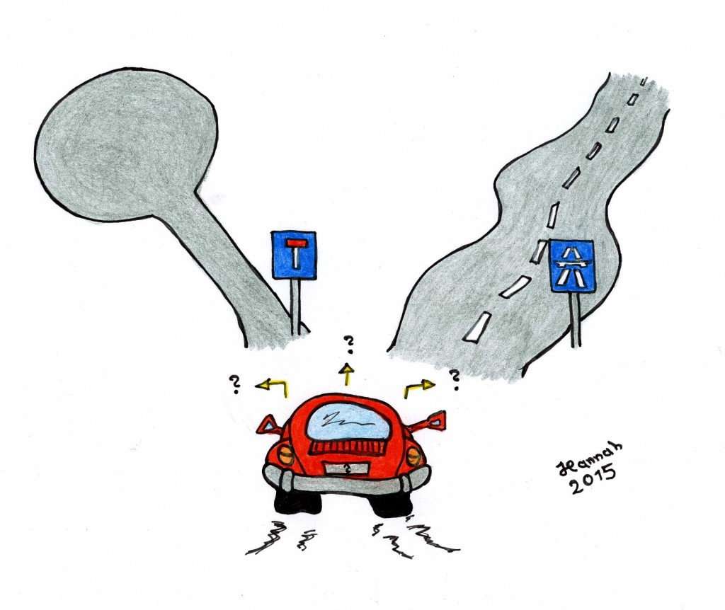 Motorvag eller atervandsgrand