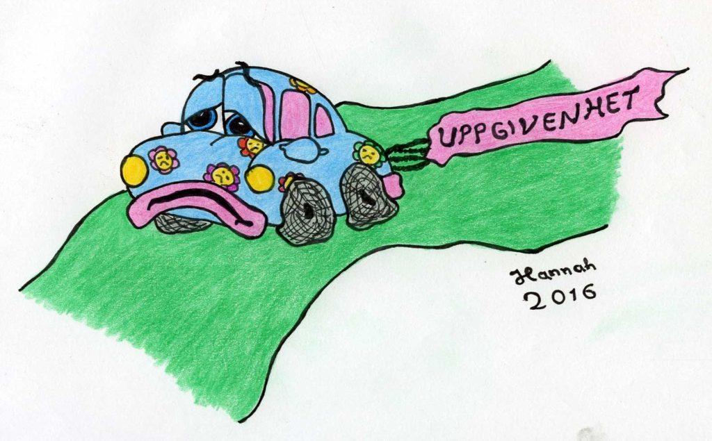 Uppgivenhet 1